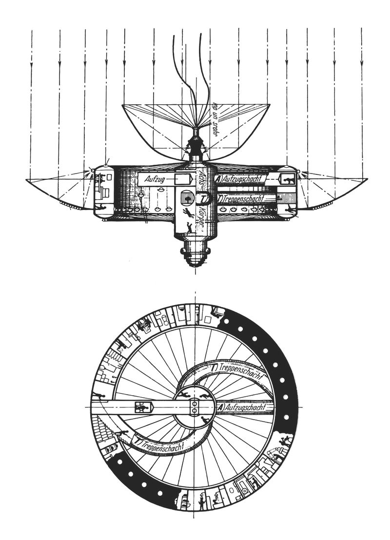 Noordung_space_station